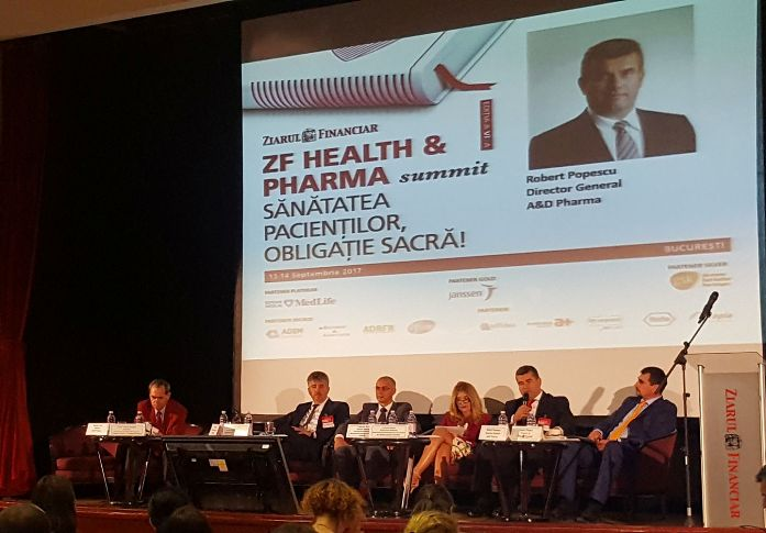 Conferinta Summit Pharma ZF